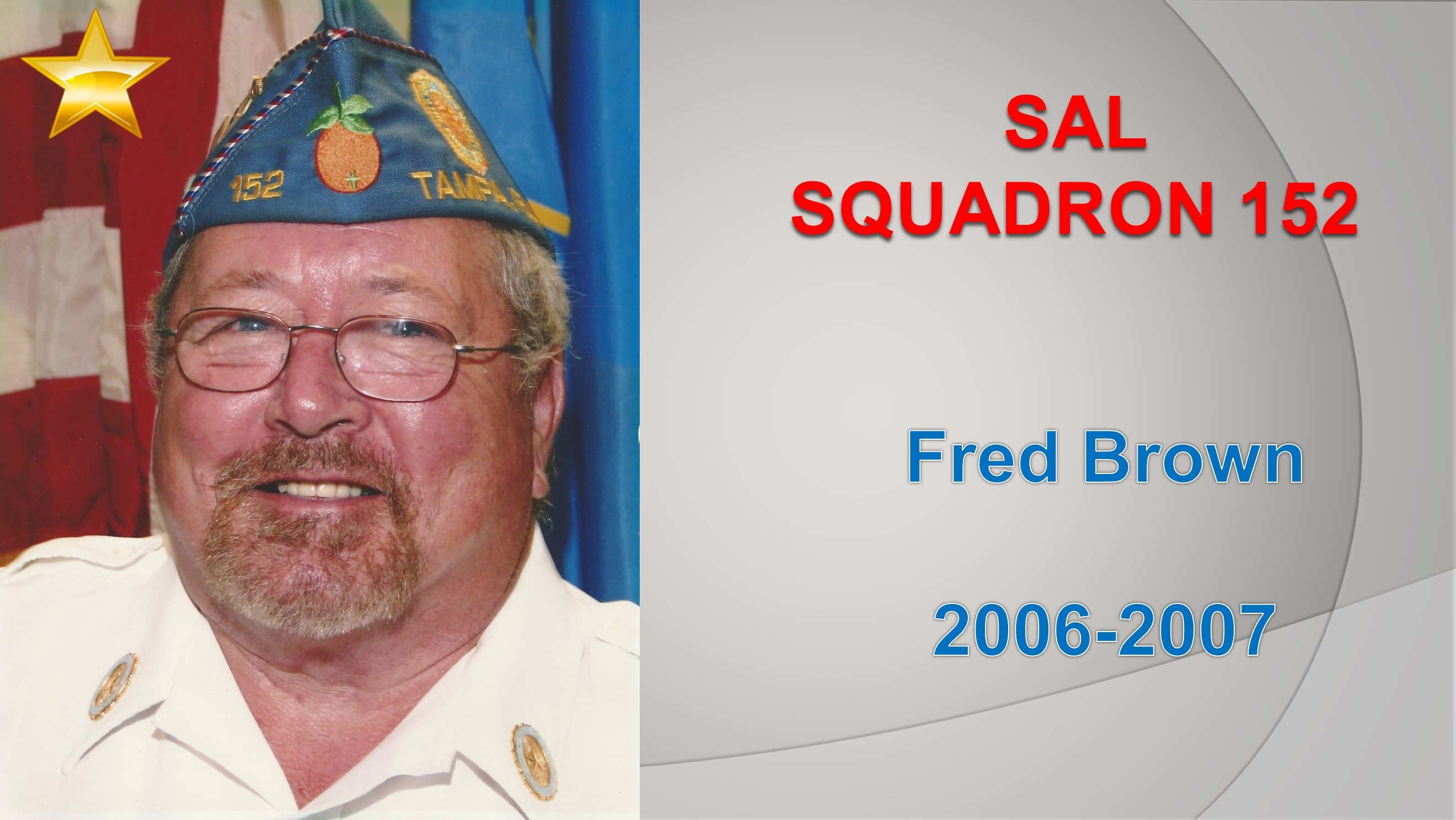 Fred Brown 2006-2007