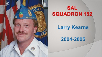 Larry Kearns 2004-2005